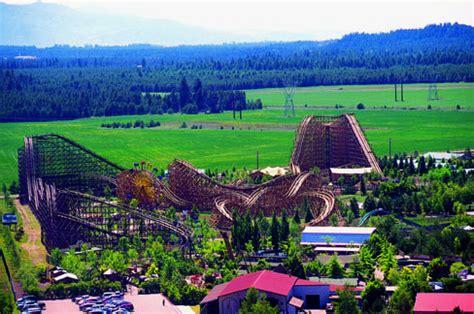 silverwood theme park boulder waterpark usa tour site