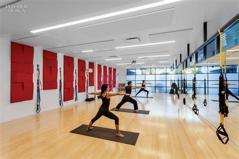 Gensler San Jose?s Fitness Center for Symantec