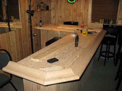 oak bar tops 1000 images about basement bar ideas on pinterest light
