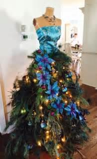 Dress form christmas trees on pinterest christmas trees christmas