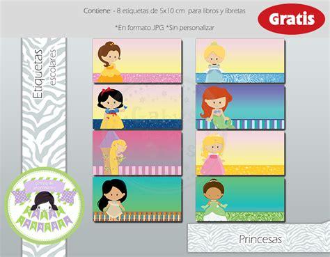 descargar imagenes escolares gratis etiquetas escolares de princesas y superh 233 roes gratis