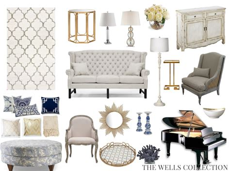 the collection classic living room e design