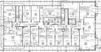 construction house plans office building floor plans fresh 2nd floor plan thraam