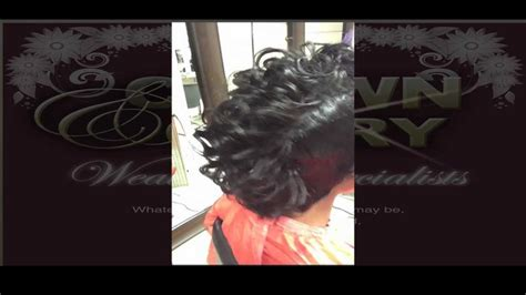 v shaped quick weave 27 pieces 27 pieces quick weave youtube
