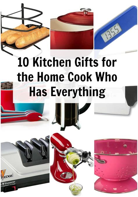 Kitchen Gifts For The Cook Who Has Everything 10 Kitchen Gifts For The Home Cook Who Has Everything