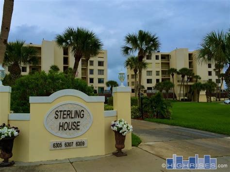 sterling house sterling house condos of melbourne beach fl 6305 6307 6309 s highway a1a
