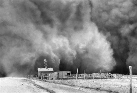 The Dust the dust bowl america s greatest ecological disaster