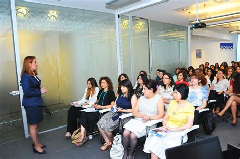 Mba Club Baku by Baku Hosts Hr Networking Breakfast With The Participation
