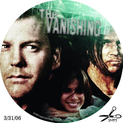 the vanishing vanishing the custom dvd labels vanishing the 001 dvd covers
