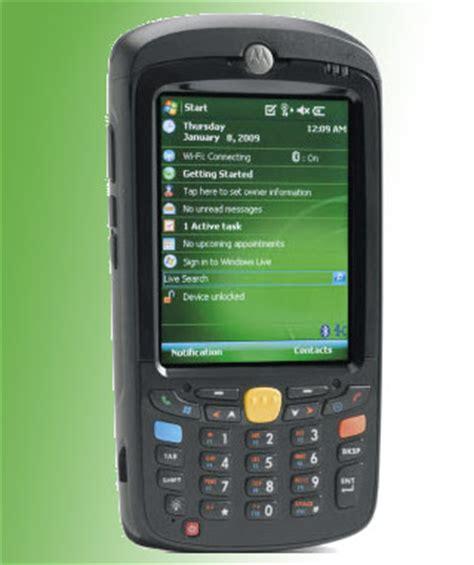 motorola mobile devices motorola mc55 enterprise digital assistant eda