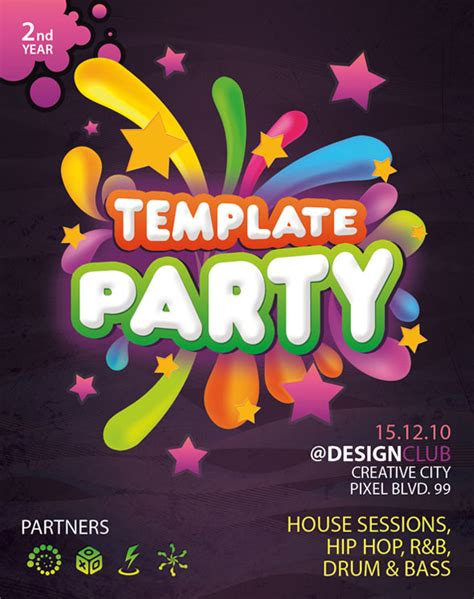 free flyer design templates photoshop 50 free and premium psd and eps flyer design templates