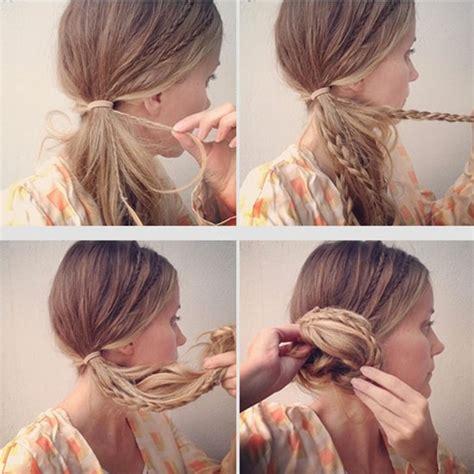 Side Updo Tutorials 10 Side Bun Tutorials Low Messy And Braids   10 side bun tutorials low messy and braids updos