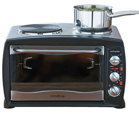 stainless steel mini oven compact countertop oven 26 litre