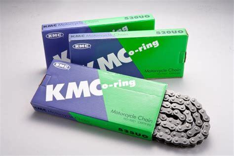 kmc cadenas motos cadena kmc con o rings para moto paso 520 1 500 00 en