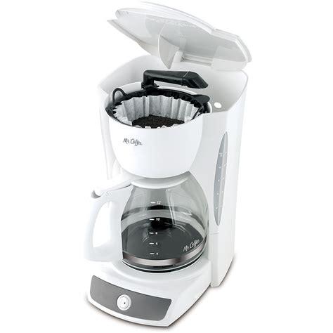 mr coffee cabinet coffee maker