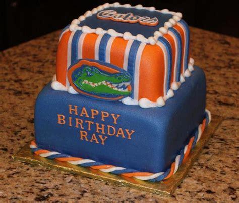 florida gator cake fl gators graduation cake cakecentral