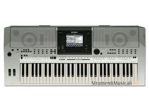 yamaha psr  strumenti musicali net