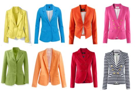 colored blazers womens colored blazers baggage clothing