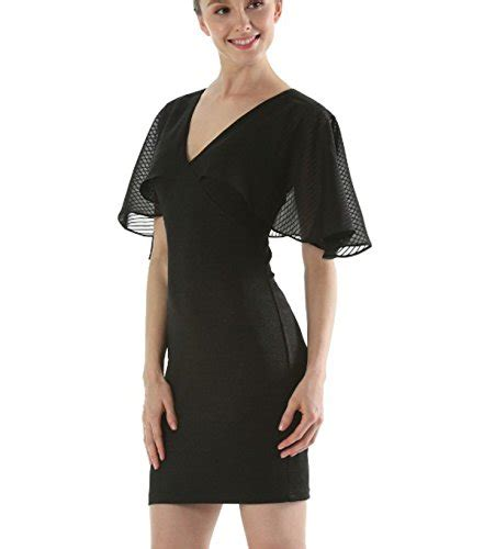 Black Import Dress selenaly club dress mini bodycon dress
