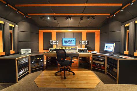 Homes Interior Designs custom designed studio beaird music group