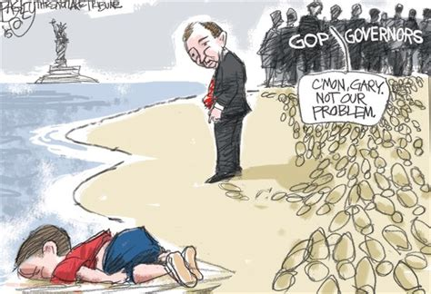 Syrian Refugees Political