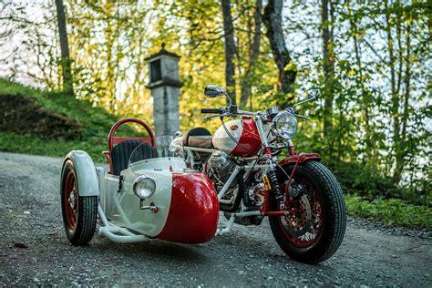 Motorrad Mit Seitenwagen by Sidecar On Bike Exif