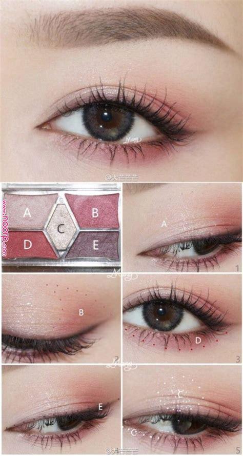 pinterest jennisazo asian makeup   korean