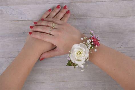 Arm Blumen by Diy Mache Es Selbst Mit Blumen Blumen Armband