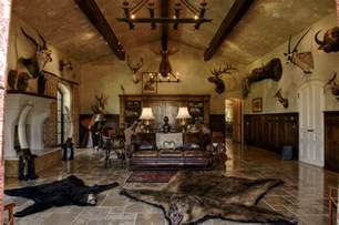 Trophy Room Gabriel Builders Mediterranean Family Room Other