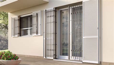 cancelli di sicurezza per porte finestre inferriate di sicurezza per porte e finestre