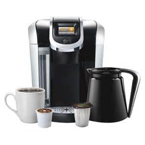 koenig coffee machine keurig 2 0 k400 coffee maker brewing system with carafe