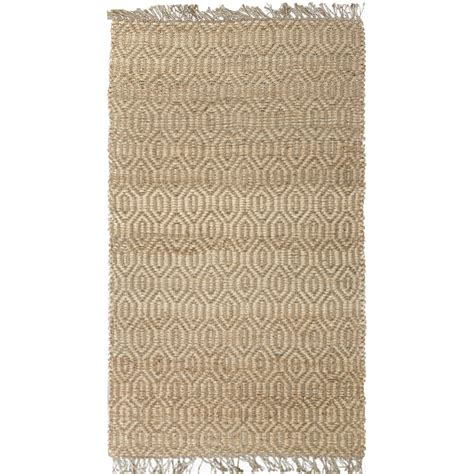 area rug 5x8 naturals tribal pattern taupe jute area rug 5x8 walmart
