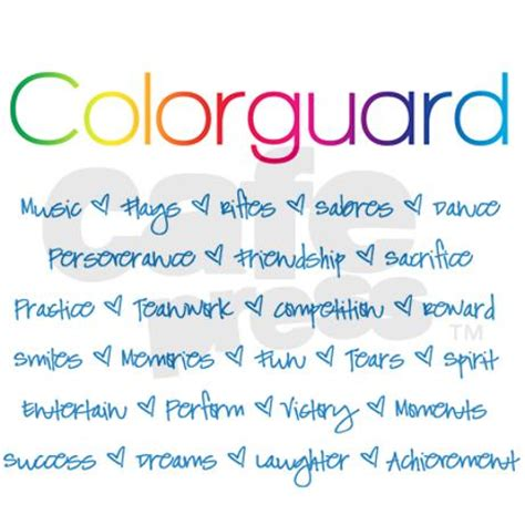 color guard quotes marching band color guard quotes quotesgram