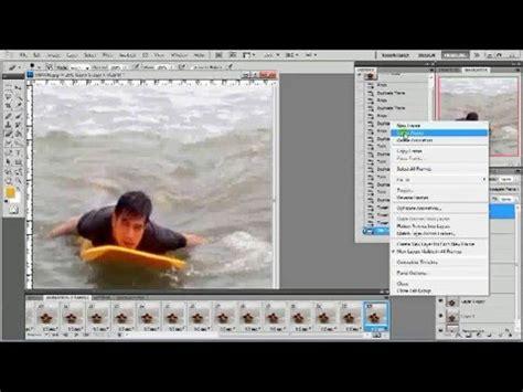 membuat video animasi 3d cara membuat animasi 3d dari photo gambar dengan photoshop