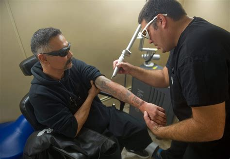 tattoo removal stockton ca erasing the past removal helps offenders move