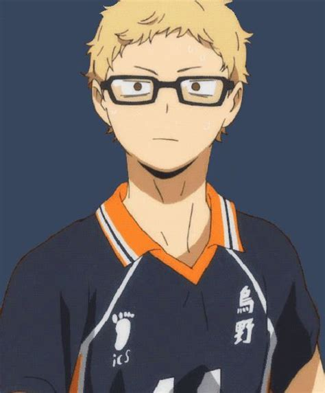 Tsukishima Kei    Little Brother by KarenTakamiya on
