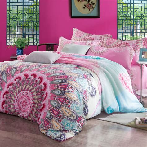 Boho Bed Sheets by Popular Bohemian Style Bedding Buy Cheap Bohemian Style