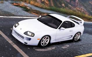 Toyota Supr Toyota Supra Add On Stock Tuning Gta5 Mods