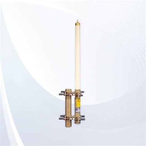 vhf broadband antenna 144 148 mhz 2 dbi omni antenna products corporation
