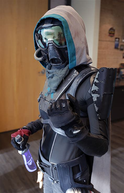 Hoodie Destiny Blade Dancer destiny bladedancer costume