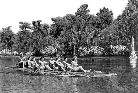 alligator boat florida memory young adults in alligator boat at wakulla