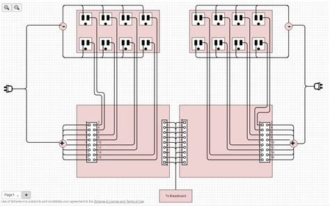 outlets in parallel wiring diagram outlets free engine