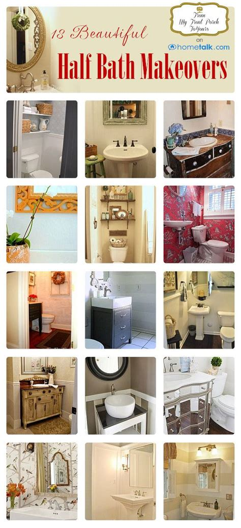hometalk half bath makeovers from my front porch to half bath makeovers from my front porch to yours s