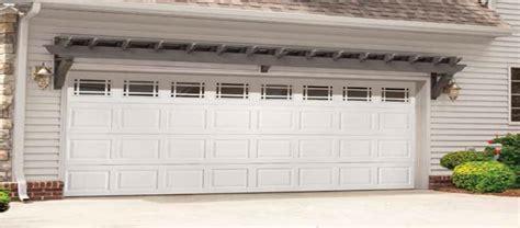 Wayne Dalton Insulated Garage Door Wayne Dalton Classic Steel Garage Door Model 8000 8200 By