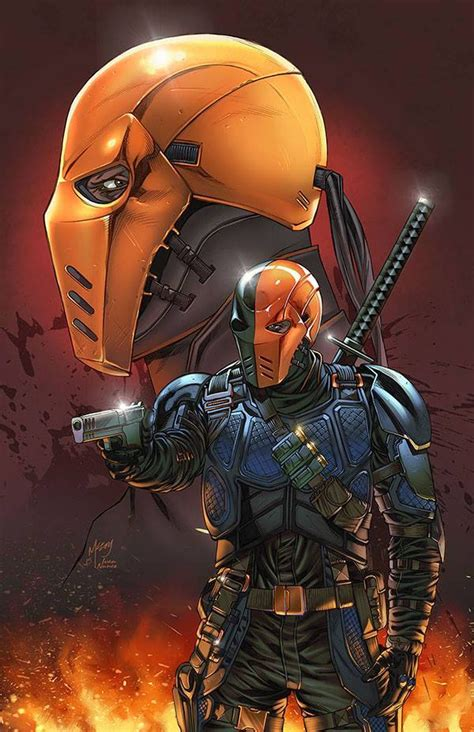 best 25 deathstroke comics ideas best 25 wilson slade ideas on slade villain