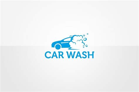 50 Best Minimal Logo Design Templates Design Shack Car Wash Logo Template Free
