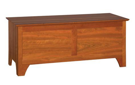 Blanket Chest Modern Shaker Blanket Chest Ohio Hardwood Furniture