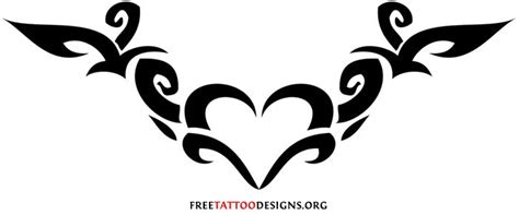 tribal heart tattoos meaning top 25 ideas about tribal tattoos on