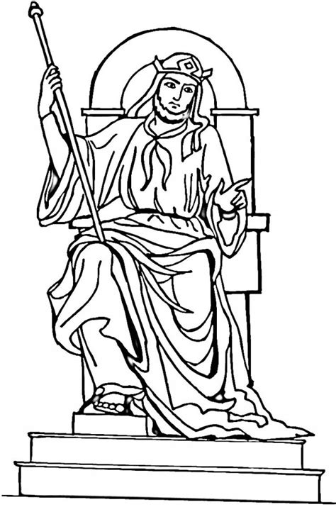 King Saul Coloring Pages Az Coloring Pages King Saul Coloring Pages