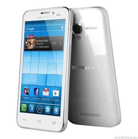 Hp Alcatel One Touch Snap Lte alcatel introduces one touch snap and one touch snap lte ubergizmo
